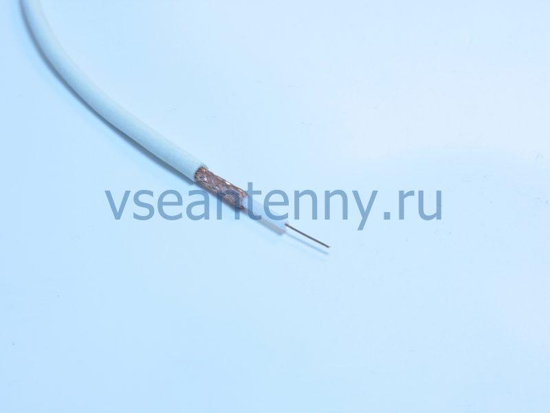 Кабель РК 75-2-32А «Кабельные технологии» Белый