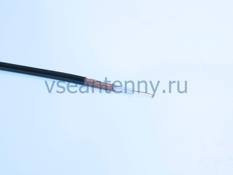 Кабель РК 75-2-153 «Чувашкабель» Черный