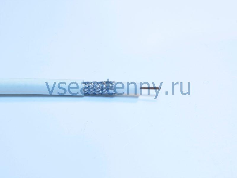 Кабель РК 75-3-32А «Кабельные технологии» Белый
