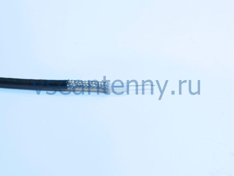 Кабель РК 75-2-13 «Чувашкабель» Черный