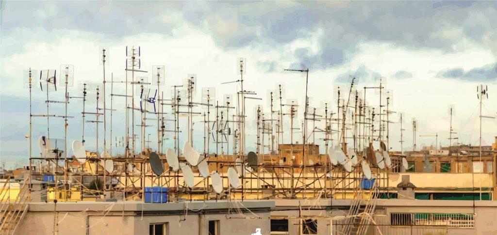 Выбор антенны для приема цифрового и аналогового телевещания