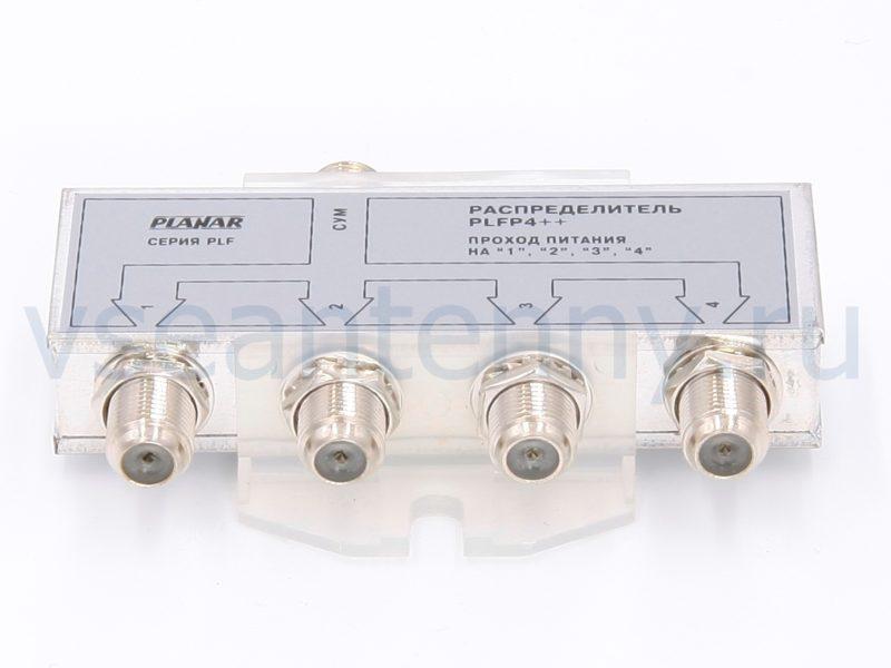Распределитель PLANAR PLFP4++